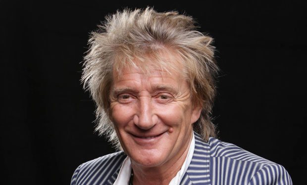 Rod Stewart An Old Raincoat Wont Ever Let You Down